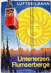 Wyss Paul - Unterterzen-Flumserberge