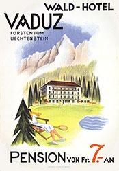 Anonym - Wald-Hotel Vaduz