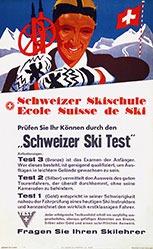 Baumberger Otto - Schweizer Ski Test