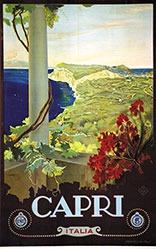 Borgoni Mario - Capri
