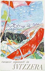 Carigiet Alois - Svizzera -