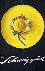 Carigiet Alois - Die Schweiz grüsst