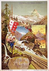 d'Alesi Hugo - Chemin de Fer Viège - Zermatt