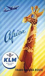 Erkelens Paul C. - KLM - Africa