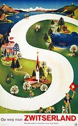 Leupin Herbert - Zwitserland