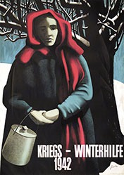 Fässler Franz - Kriegs-Winterhilfe
