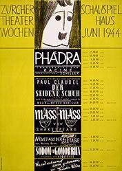 Steiner Heinrich - Zürcher Theaterwochen