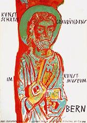Carigiet Alois - Kunstschätze Graubündens
