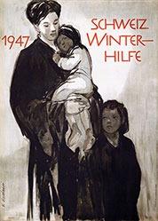 Hasslauer Viktor - Schweiz. Winterhilfe
