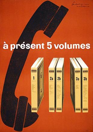 Gauchat Pierre - à présent 5 volumes