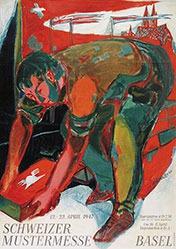 Carigiet Alois - Schweizer Mustermesse Basel