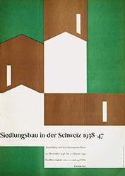 Hofmann Armin - Siedlungsbau in der Schweiz