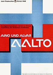 Bircher Rudolf - Aino und Alvar Aalto