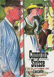 Monnerat Pierre - Comptoir Suisse Lausanne
