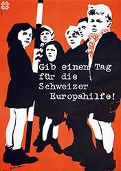 Eidenbenz Hermann - Schweizer Europahilfe
