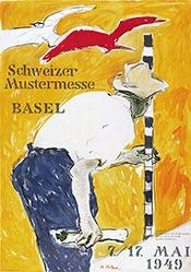 Falk Hans - Schweizer Mustermesse Basel