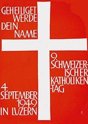 Andermatt Werner - 9. Schweizerischer Katholiken-Tag