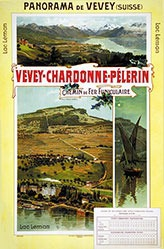 Reckziegel Anton - Vevey - Chardonne - Pèlerin