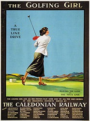 Anonym - The Caledonian Railway -