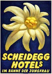 Bickel Karl - Scheidegg Hotels