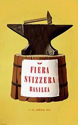 Birkhäuser Peter - Fiera Svizzera Basilea