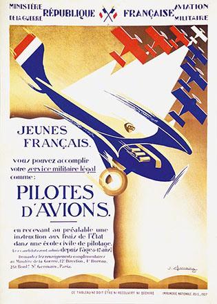 Chassaing Jean - Pilotes d'Avions