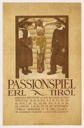 Egger-Lienz Albin - Passionspiel Erl - Tirol