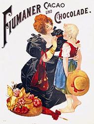 Deutsch - Fiumaner Cacao und Chocolade