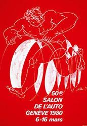 Erni Hans - Salon de l'Auto Genève