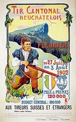 Jaques François - Tir Cantonal Neuchâtelois