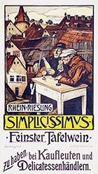 Schultz-Wettel Fernand - Simplicissimus