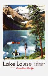Anonym - Lake Louise