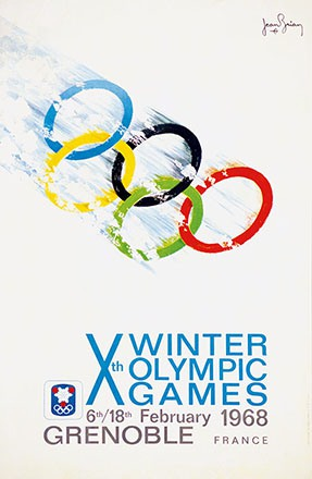Brian Jean - Olympic Winter Games