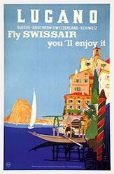 Buzzi Daniele - Lugano - fly Swissair