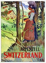Viollier Auguste - Appenzell - Switzerland