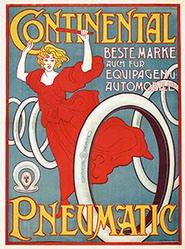 Auchentaller Josef Maria - Continental Pneumatic