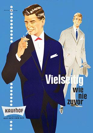 Anonym - Kaufhof