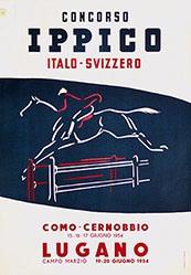 Anonym - Concorso Ippico Lugano