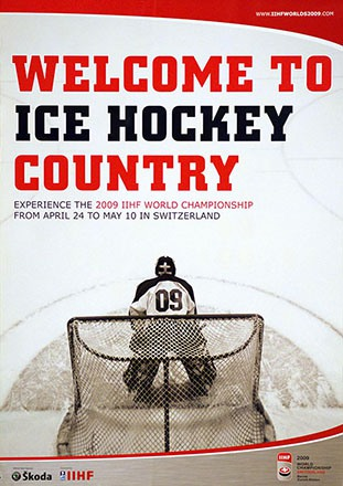 Anonym - Ice Hockey Country