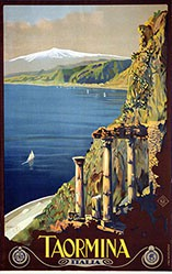 Borgoni Mario - Taormina - Italia