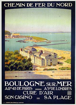 Duval Constant Léon - Boulogne sur Mer