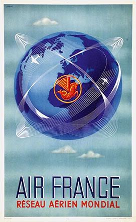 Plaquet - Air France