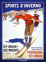 Elzingre Edouard - Sports d'inverno