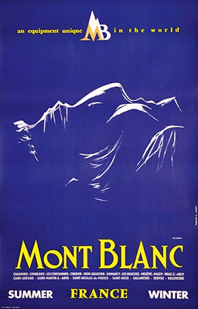 Laty Y. - Mont Blanc
