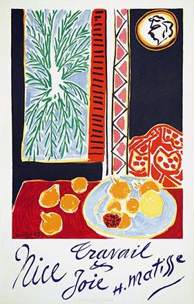 Matisse Henri - Nice