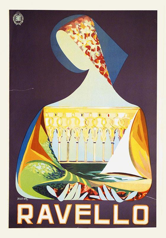 vintage italian posters - 485×702