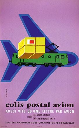 Colin Jean - SNCF - Société Nationale des Chemins de fer França