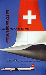 Wirth Kurt - Swissair - Seven Seas