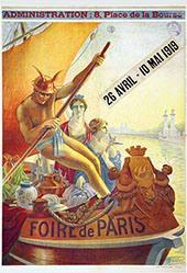 Grebel Alphonse - Foire de Paris