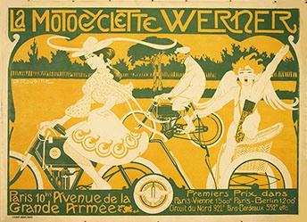 Roubille Auguste - Werner